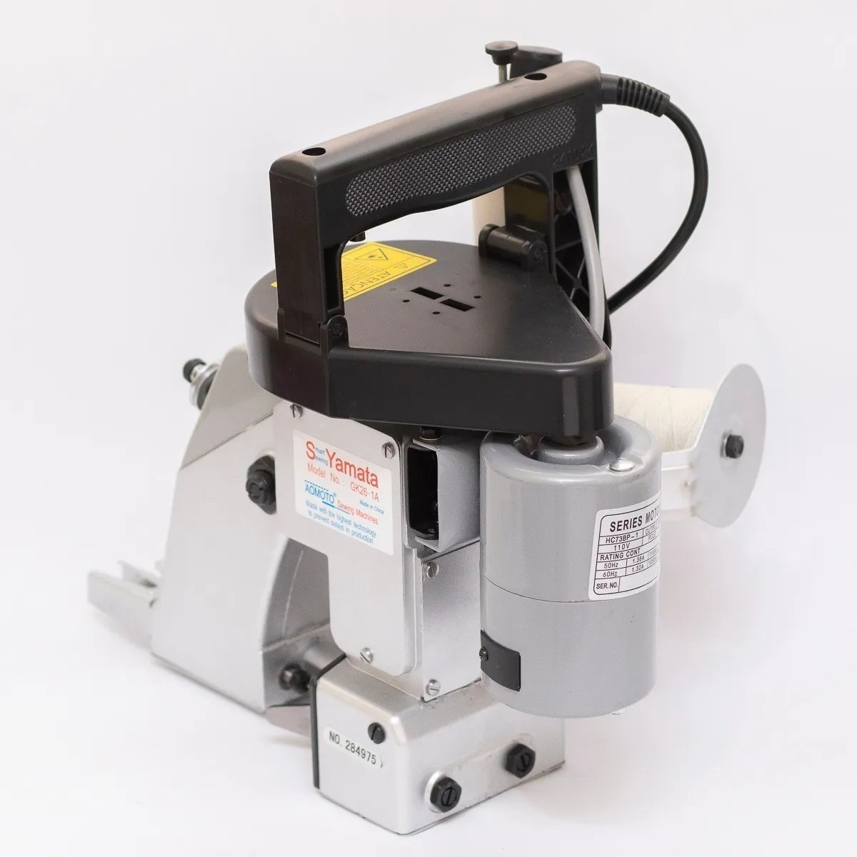 Máquina para costurar e fechar boca de saco YAMATA GK-261A