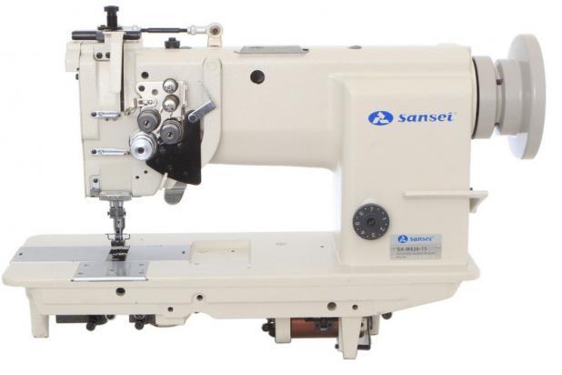Máquina pespontadeira pesada mecânica Sansei SA-M828-75 - BIVOLT