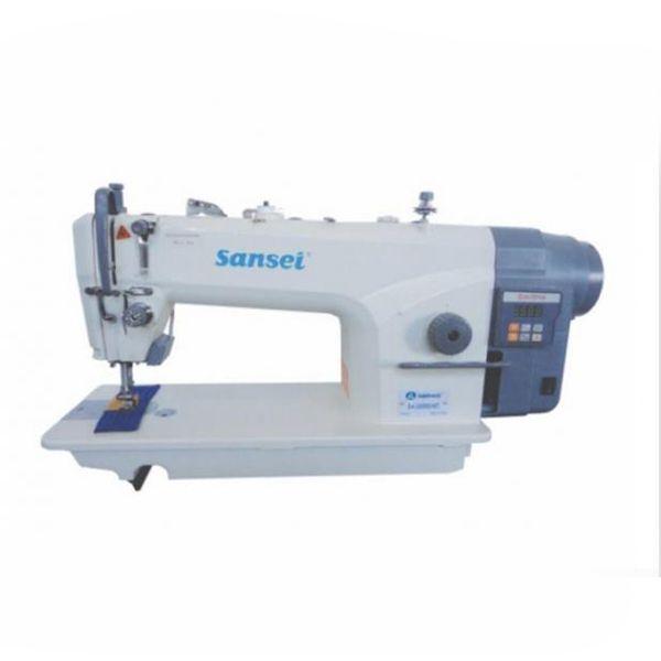 Máquina Reta Sansei direct drive e corte de Linha SA-G9050-NT