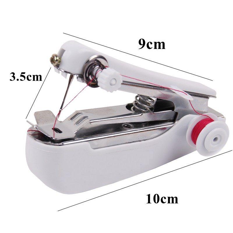 Mini Máquina de Costura Manual Portátil