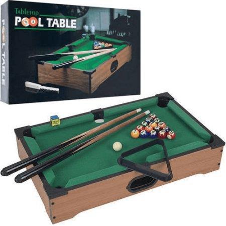 Mini mesa de sinuca - Snooker