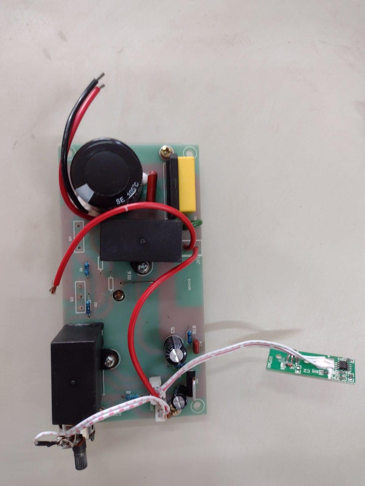 Placa do motor eletrônico FOX FY-905