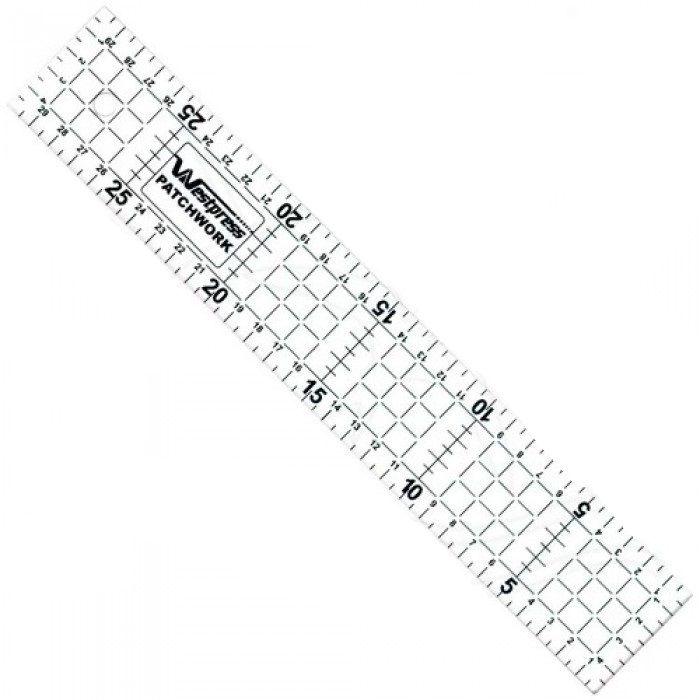 Régua Patchwork 5x30cm Westpress