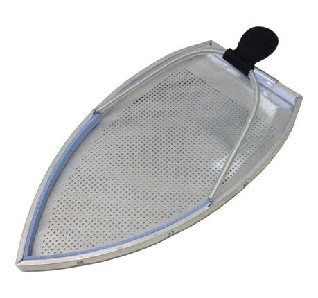 Sapata Anti-Brilho de alumínio c/ teflon p/ ferro Continental VAP-20 / VAP-25