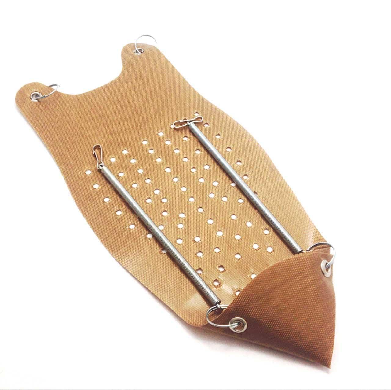 Sapata Anti brilho Universal para ferros Domésticos - Serve em todos os ferros de passar - Exata
