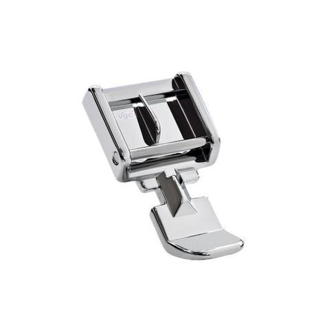 Sapata / Calcador para pregar zíper em Máquina Doméstica