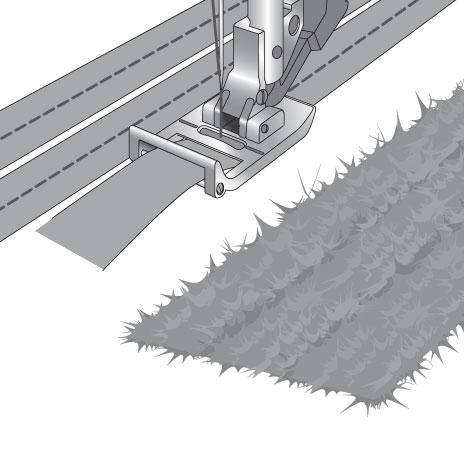 Sapatilha para Chenile para sistema IDT™ - Original PFAFF