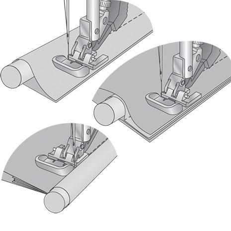 Sapatilha para Vivo com Cordão Grosso para sistema IDT™ - Original PFAFF