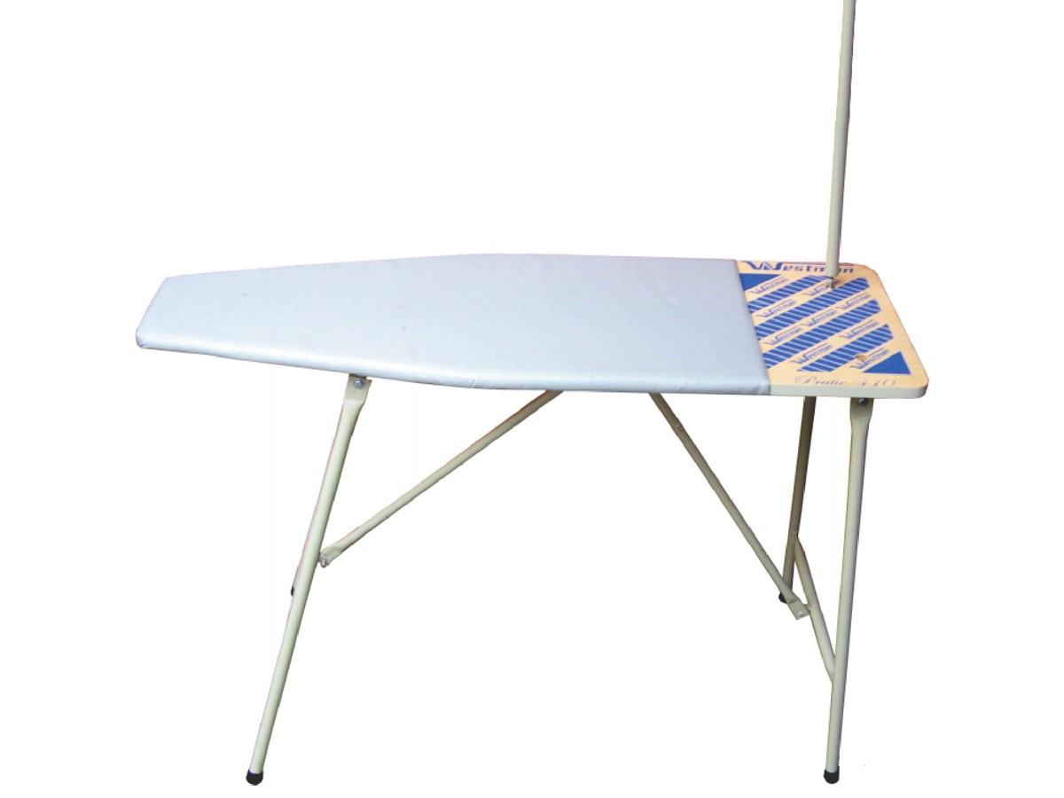 Mesa de passar roupas Profissional área útil de 130 x 45