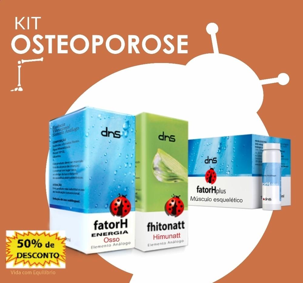 Kit Osteoporose  - MagnePhoton