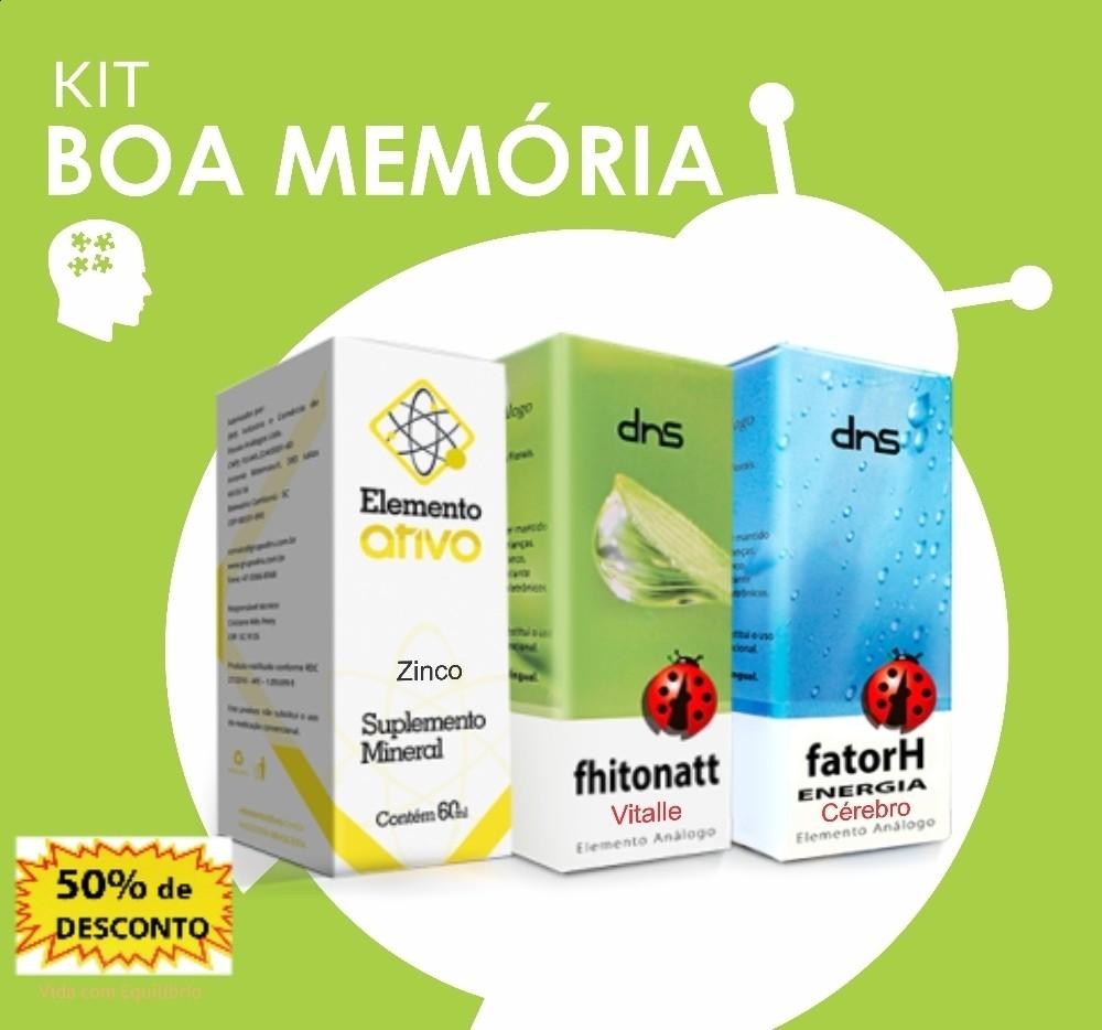 Kit Boa Memória  - MagnePhoton
