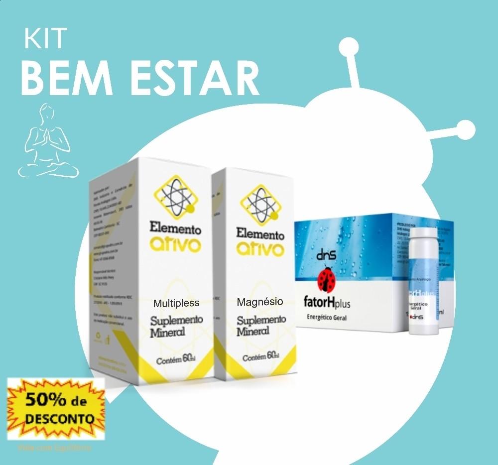 Kit Bem Estar  - Magnephoton