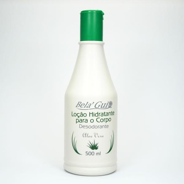 Loção Hidratante - Aloe Vera  - MagnePhoton