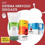 Kit Sistema Nervoso Desgaste