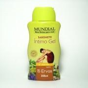 Sabonete Íntimo Gel - 15 Ervas