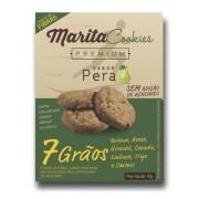 Marita Cookies Pera com 7 grãos
