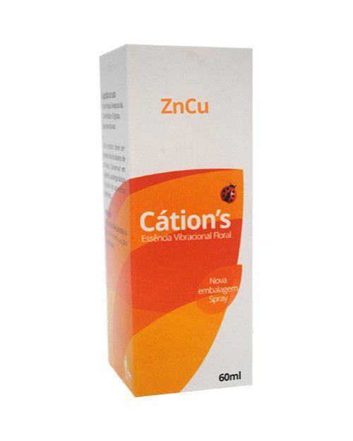 CÁTION ZNCU  - MagnePhoton