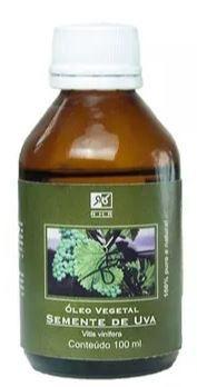 Oleo Vegetal de Semente de Uva - 100ml  - MagnePhoton