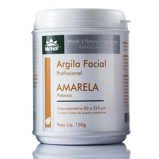 ARGILA FACIAL AMARELA 150g - WNF