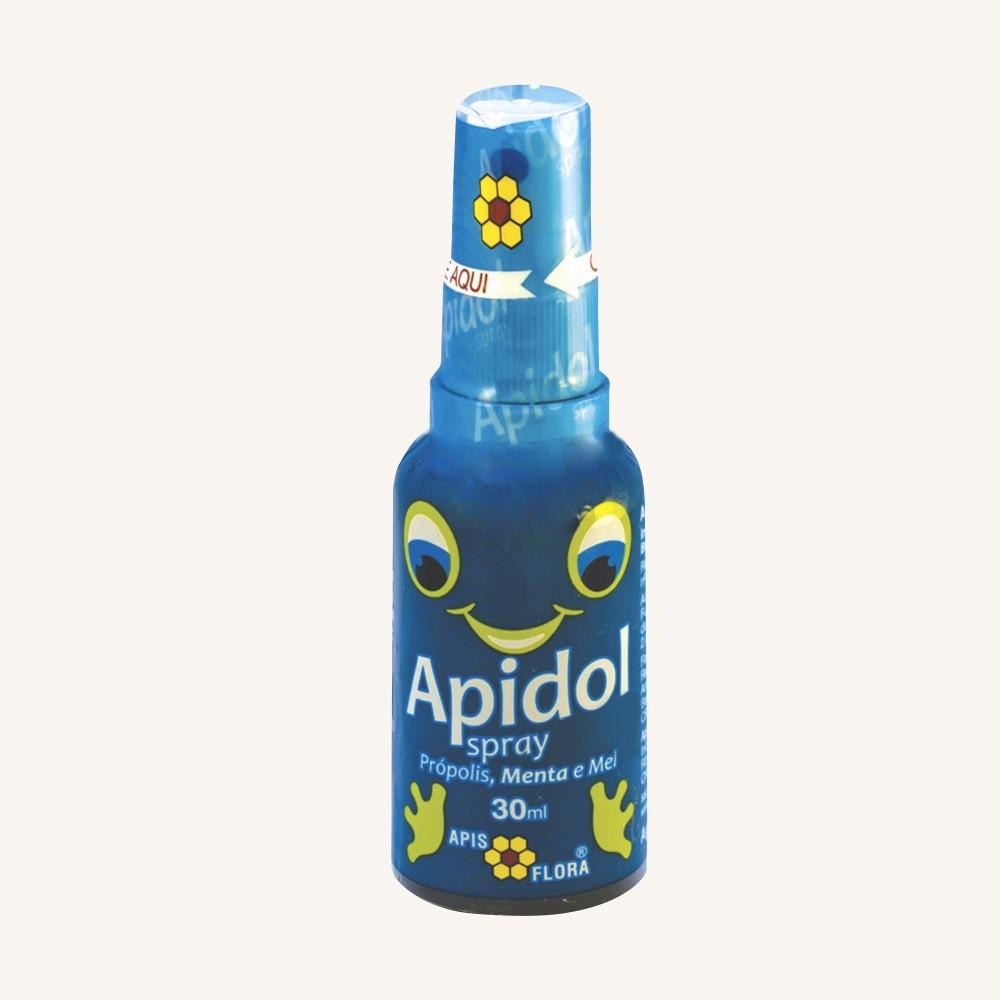 APIDOL KIDS SPRAY MENTA 30mL – Apis Flora