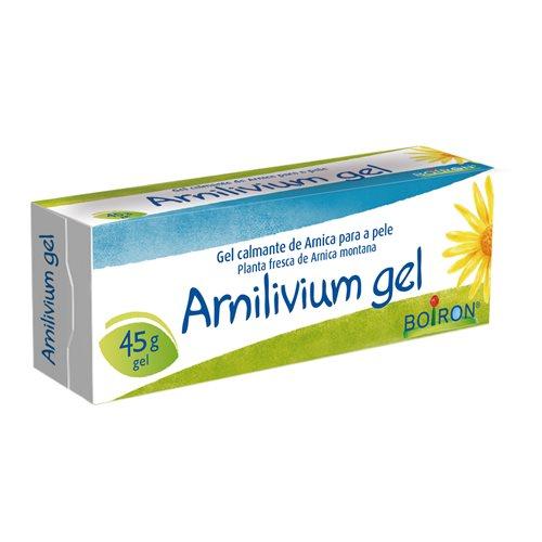 ARNILIVIUM – Gel calmante de arnica para a pele