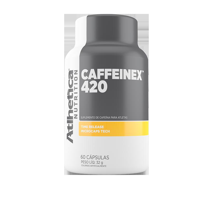CAFFEINEX 420 60 CAPSULAS - Atlhetica