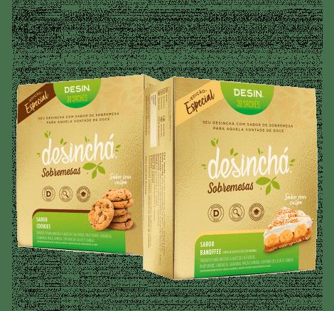 COMBO DESINCHÁ SOBREMESAS (COOKIES + BANOFFEE)