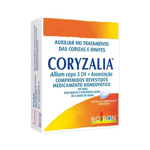 CORYZALIA – Auxiliar no tratamento  das corizas e rinites