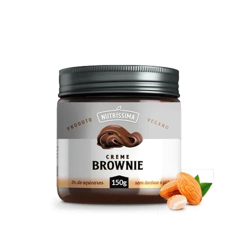CREME BROWNIE 450G - NUTRISSIMA
