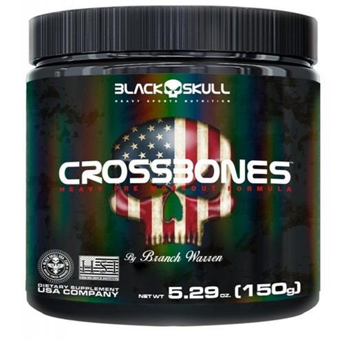 CROSSBONES MAÇA VERDE 150G – Black Skull
