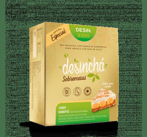 DESINCHA SOBREMESA BANOFFEE 30 SACHES