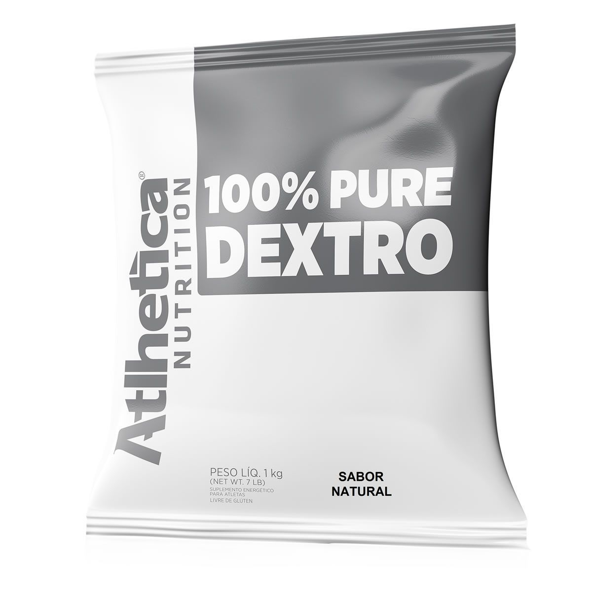 DEXTROSE 1KG NATURAL - Atlhetica