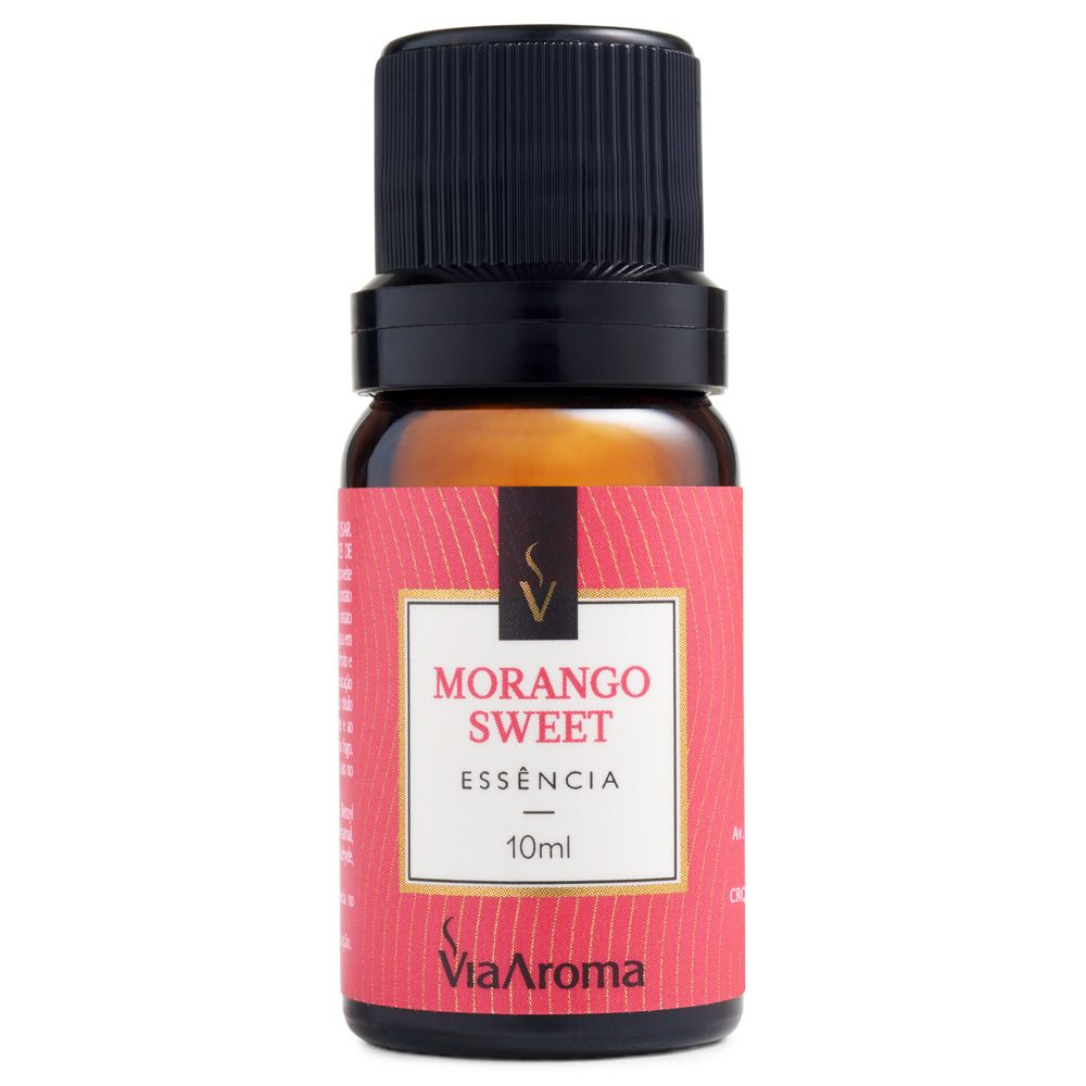 ESSÊNCIA MORANGO SWEET 10ml – Via Aroma