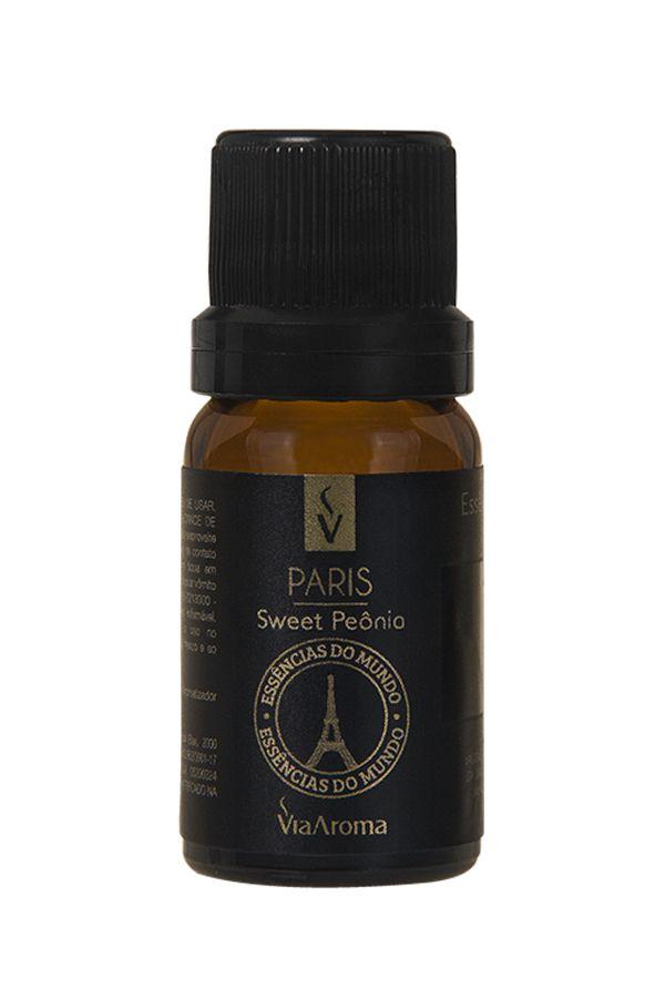 ESSÊNCIA PARIS/SWEET PEÔNIA 10ml – Via Aroma