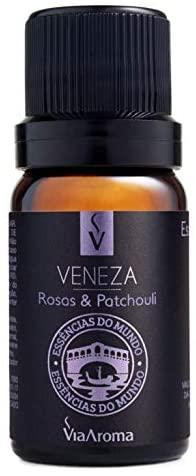 ESSÊNCIA VENEZA/ROSAS & PATCHOULI 10ml – Via Aroma