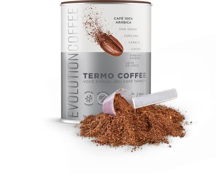 EVOLUTION COFFEE LATA 220g TERMO COFFEE
