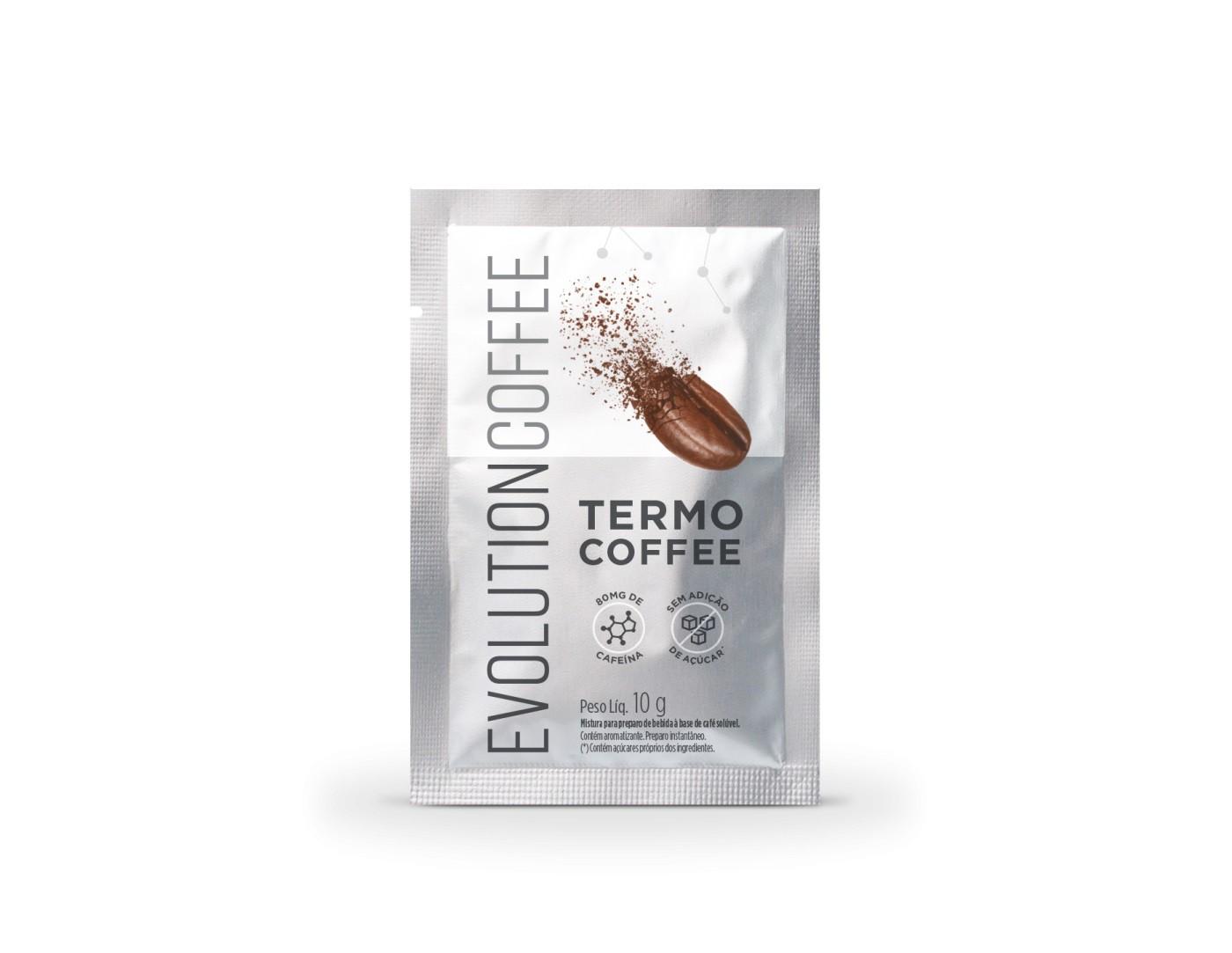 EVOLUTION COFFEE SACHÊ 10g TERMO COFFEE