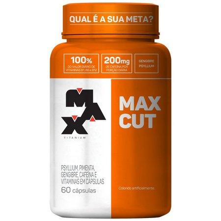 MAX CUT 60 CAPS  – Max Titanium