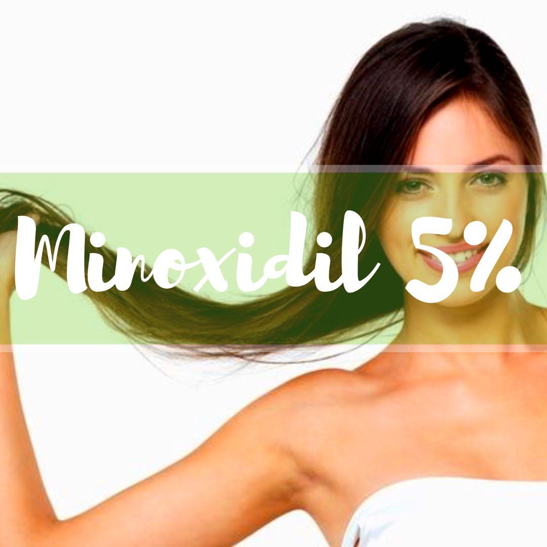 MINOXIDIL 5% - Loção capilar