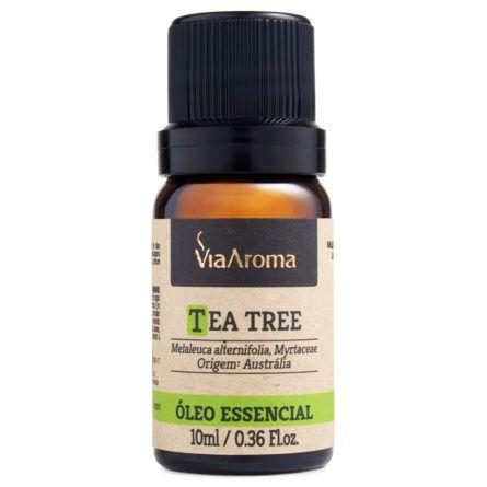 ÓLEO ESSENCIAL TEA TREE (MELALEUCA) 10ml – Via Aroma