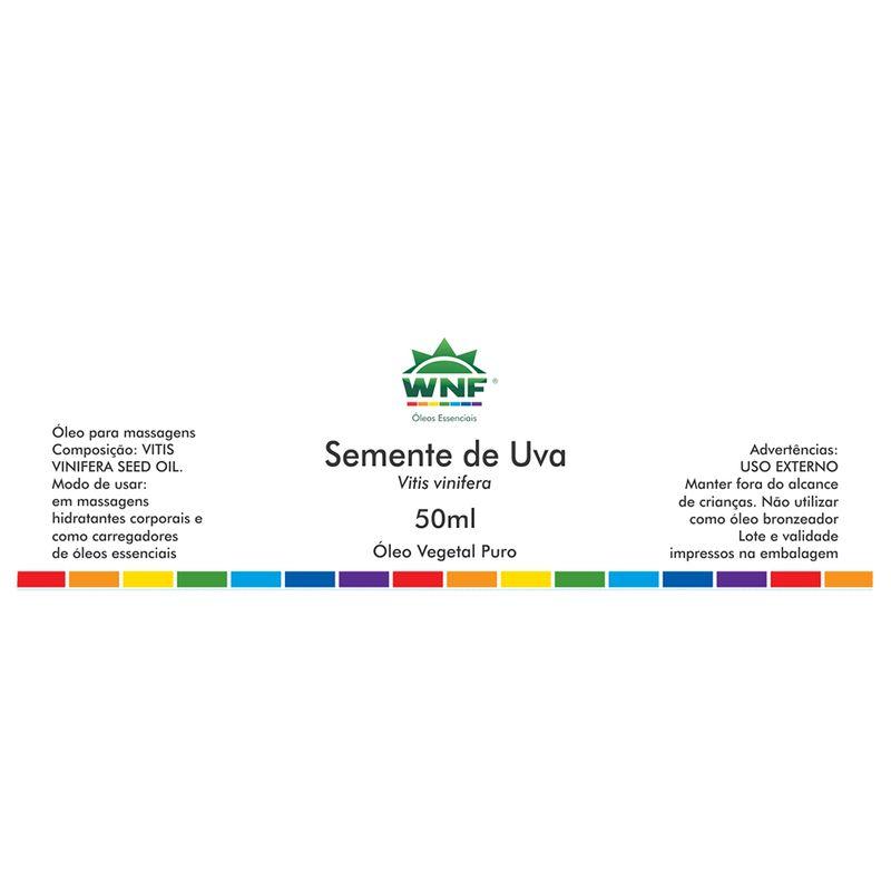 ÓLEO VEGETAL DE SEMENTE DE UVA 50mL – WNF