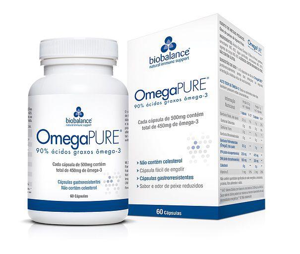 OMEGA PURE 60 CAPSULAS - Biobalance