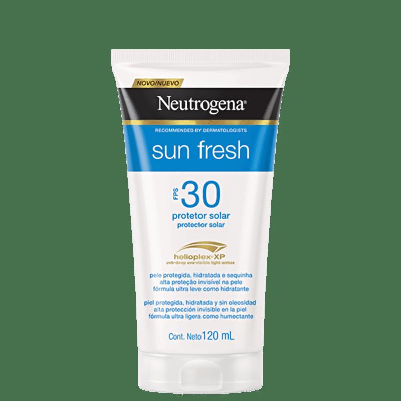 PROTETOR SOLAR SUN FRESH FPS 30 120ML - NEUTROGENA