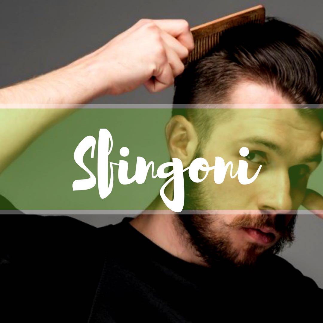 SFINGONI 0,5% -Redução da queda capilar