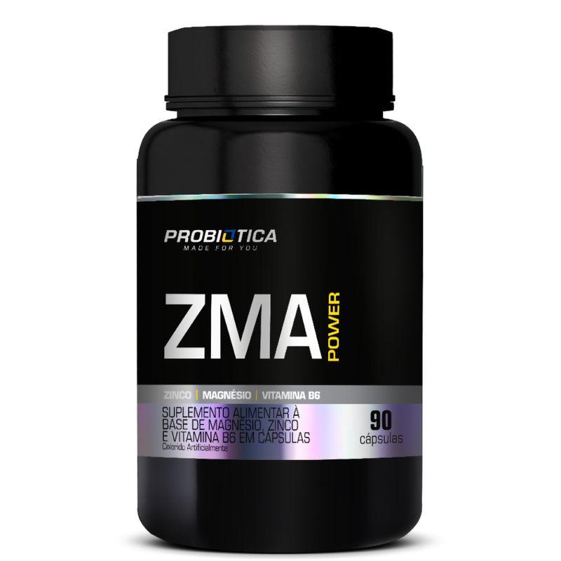 ZMA POWER 90 CAPSULAS - Probiotica