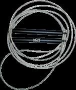 2 (duas) cordas Mov Speed Rope - Black Friday