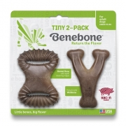 Benebone Dental Chew e Wishbone Bacon PP