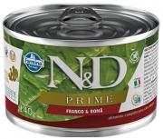 N&D Prime frango úmida