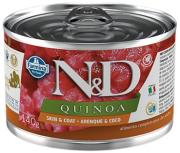 N&D Quinoa Arenque e Côco úmida