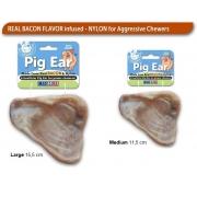 Orelha de Porco Bacon